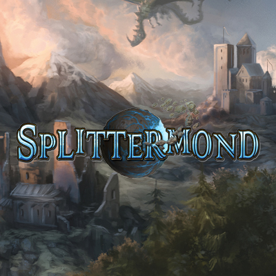 Splittermond Rollenspiel Fantasy Roman Feder und Schwert Uhrwerk Verlag Masberg