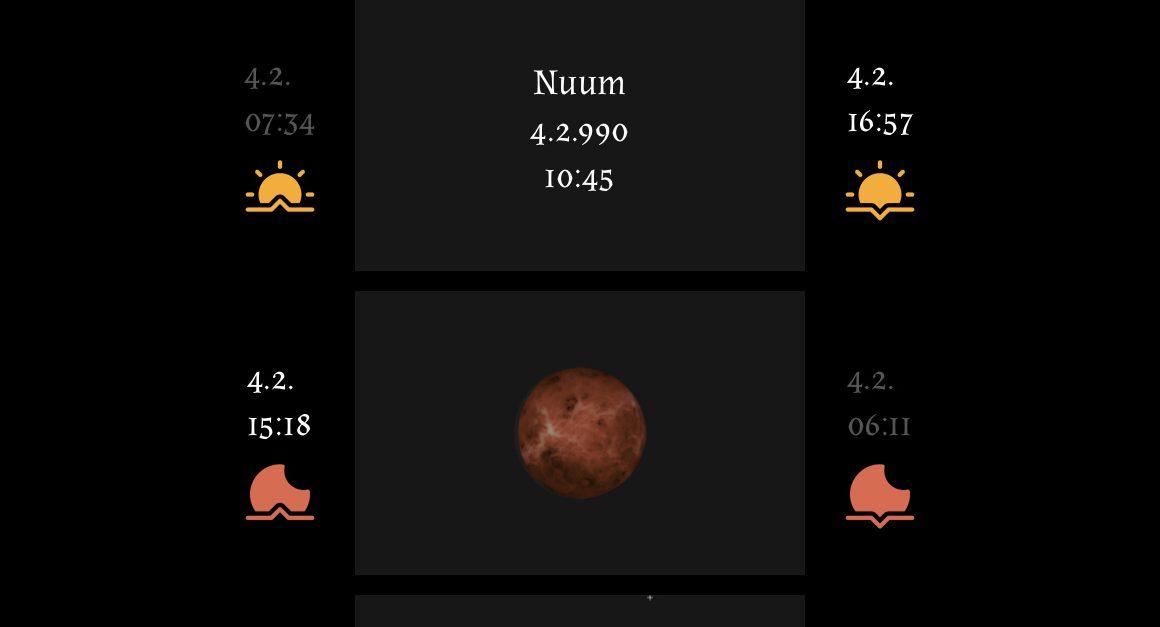 splittermond lorakis kalender app fantasy rollenspiel